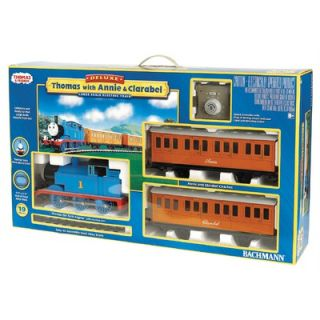Bachmann Trains Large G Scale Thomas Large Scale Train Set