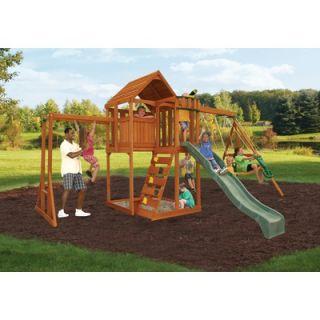 Big Backyard Lancaster Swing Set