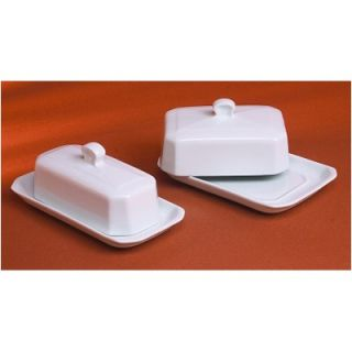 Pillivuyt Large Butter Tray With Cover   270313BX