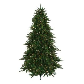 Regency International Prelit 7.5 Douglas Fir Christmas Tree
