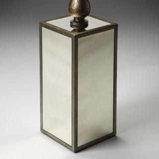 Oriental Furniture Pedestal Plant Stand   LCQ 59 GB