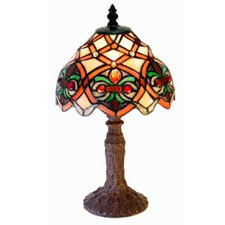 Warehouse of Tiffany Arielle Accent Table Lamp   3148+SB33
