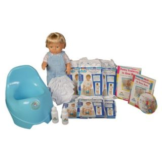 Potty Training in One Day   The Advanced System for Girls with DVD