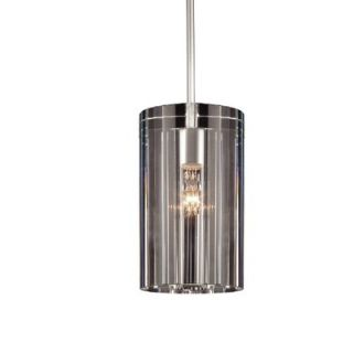 WAC Crystal Pyxis Quick Connect Monopoint Pendant