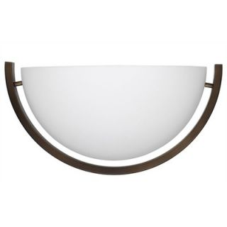 Philips Forecast Lighting Fleetwood Wall Sconce in Deep Bronze with
