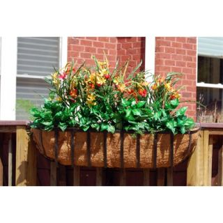 Creek Designs Newport Rectangular Window Box Planter   81 box