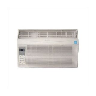 Sharp 8,000 BTU Energy Star Window Air Conditioner with Remote