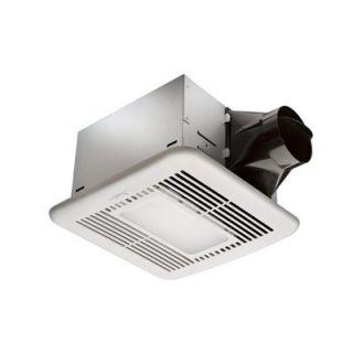 Delta Breez BreezSignature 80 CFM Exhaust Fan LED Light