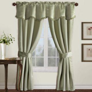 United Curtain Co. Burlington Five Pieces Set