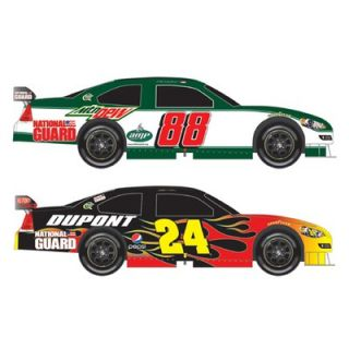 Life Like Racing® Amp #88 and DuPont #24 Slot Car Racing Twin Pack