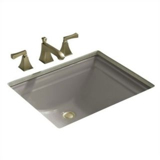 Flowers Design on Cantana Self Rimming Bathroom Sink   K 14271 WF 96