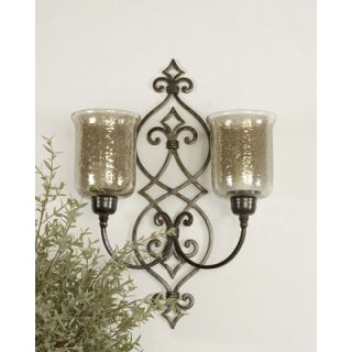 Minka Lavery Pacifica Large Wall Sconce in Antique Bronze   841 91