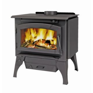 Timberwolf 2100 Economizer™ EPA Wood Burning Stove with Pedestal