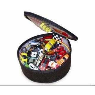 ZipBin Full Throttle™ Wheelie Race Track & Case