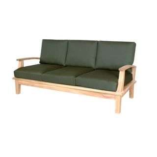 Collections Brianna Deep Seating Sofa with Cushions   DS 103