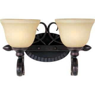 Maxim Lighting Infinity Vanity Light in Oil Rubbed Bronze