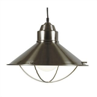 Kenroy Home Harbour 1 Light Pendant