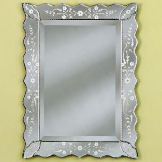 Venetian Gems Ilonah Wall Mirror