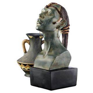 Design Toscano Nubian Princess Bust Sculpture   EU362988