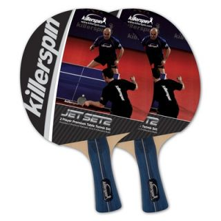 Killerspin Jet Table Tennis Racket (Set of 2)   110 07