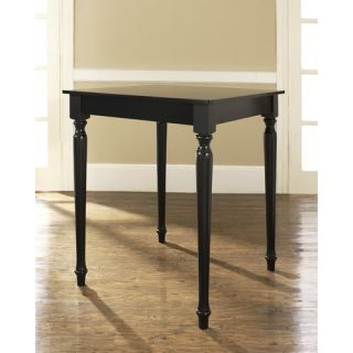Round Oval Counter Table with 36 Sabre Legs in Ebony   5206 107