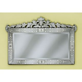 Venetian Gems Loreta Medium Wall Mirror