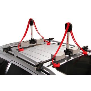 Malone Auto Racks Stax Pro2 Universal Car Rack Folding Kayak Carrier