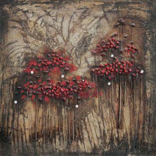 Yosemite Home Decor Blooms and Berries I Canvas Art   FCB4536Q 1