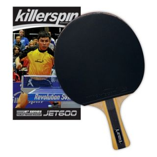 Killerspin Jet 600 Table Tennis Racket   110 06