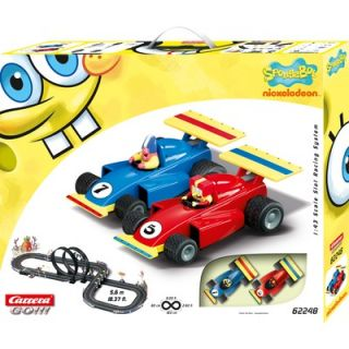 Carrera of America Inc Nickelodeon SpongeBob SquarePants Racer Set