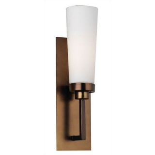 Philips Forecast Lighting Nicole Wall Sconce in Etched White Opal