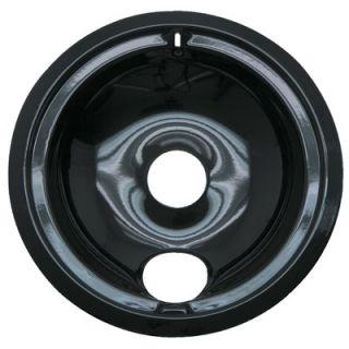 Range Kleen 8 Style B Large Drip Pan in Black