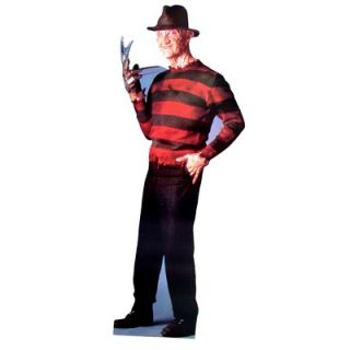 Advanced Graphics Freddy Krueger Life Size Cardboard Stand Up   117