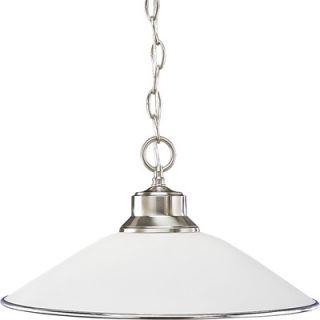 Progress Lighting 1 Light Chain Hang Pendant   P5013 09/P5013 10