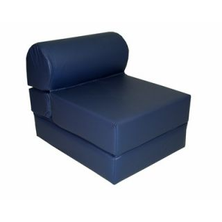 Elite Products Vinyl Sleeper Chair   32 2120 308