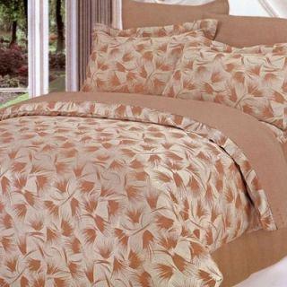 Le Vele Santa Barbara Bamboo 6 Piece Full / Queen Duvet Cover Bedding