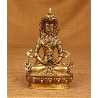 Miami Mumbai Brass Series Antique Tara Statue