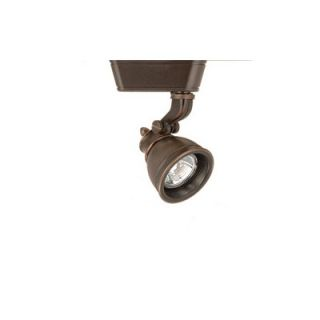 WAC Caribe Low Voltage Track Head in Antique Bronze   HHT 874 / JHT