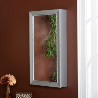 Wall Mounted Jewelry Armoires
