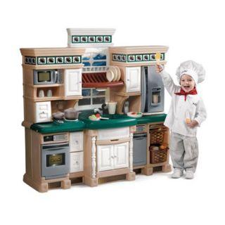 LifeStyle Deluxe Kitchen Playset