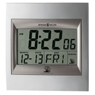 Atomic Clock, Atomic Desk Clocks, Wall & Radio Clock