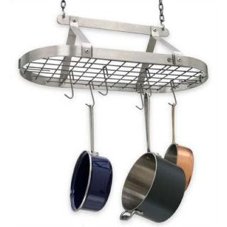 Enclume Decor Stainless Steel Oval Rack   DR4 (SS)