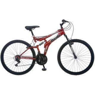 Pacific Mens Chromium Mountain Bike   264162PKM