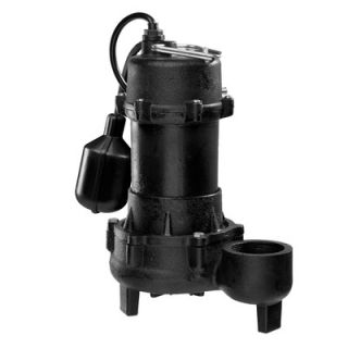 Wayne Water Systems Tether Float Switch Cast Iron Submersible Effluent