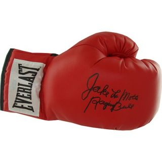 Steiner Sports Jake LaMotta Autographed Everlast Boxing Glove with