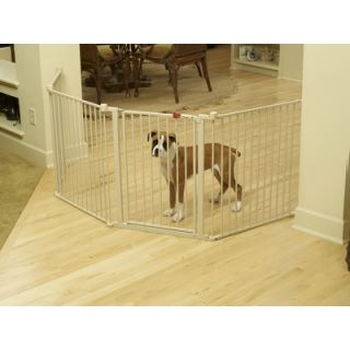 Carlson Pet Convertible Pet Yard Exercise Pen