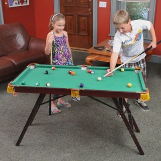 Voit 48 Mini Pool Table with Accessories
