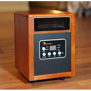 Dr. Infrared heater 1500W Dual System Portable Quartz Infrared Heater