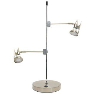 Tao Electronics Inc. Two Light Bullet LED Desk Lamp