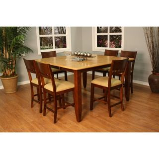 American Heritage Andria Butterfly Counter Height Dining Table